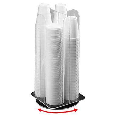Cup & Lid Revolving Dispenser