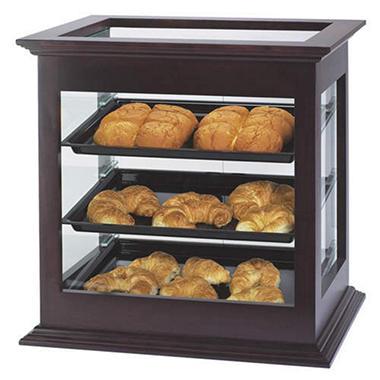 Elegant Wood Frame Display