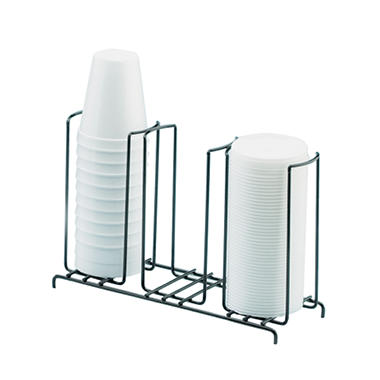 Wire Cup/Lid Organizer