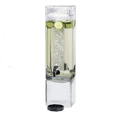 3 Gallon Beverage Dispenser - Acrylic
