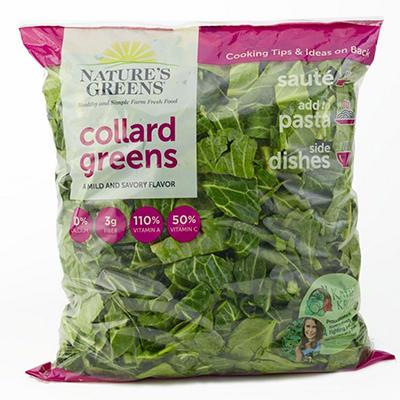 Collard Greens - 2 lbs.