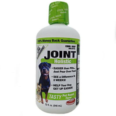 Cool Dog Holistic Joint Formula, Pot Roast Flavor (32 oz.)