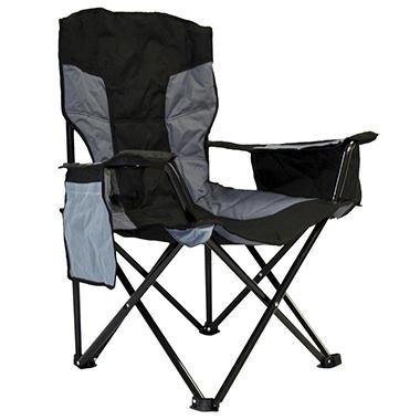Caravan® Sports Elite Quad Chair - Black