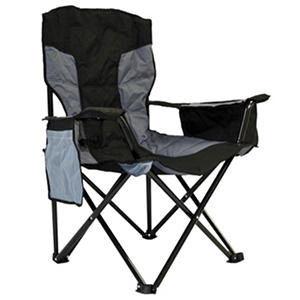 Caravan? Sports Elite Quad Chair - Black
