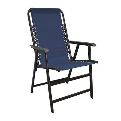 Caravan Sports Suspension Chair - Blue