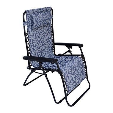 Caravan® Sports Oversized Infinity Zero Gravity Chair - Floral