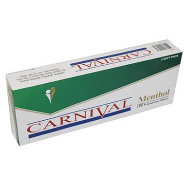 Carnival Menthol 100s - 200 ct.