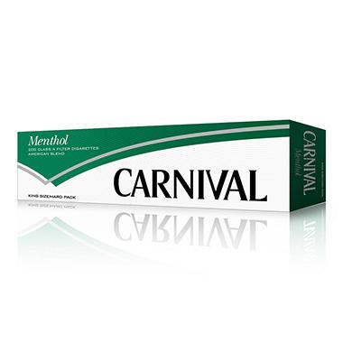 Carnival Menthol Box - 200 ct.