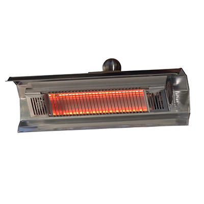 Mojave Sun Stainless Steel Wall Mounted Infrared Patio Heater
