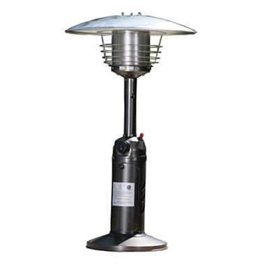 Bronze Table Top Patio Heater