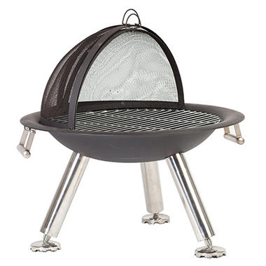 Grilltech by Fire Sense Terrace Fire Pit