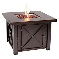 Fire Sense X Design LPG Fire Pit
