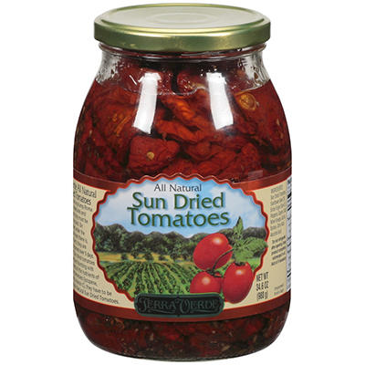 Terra Verde Sun Dried Tomatoes - 34.6 oz.