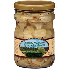 Terra Verde Grilled & Marinated Artichoke Hearts - 33.5 oz.