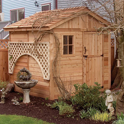 Gardener Shed