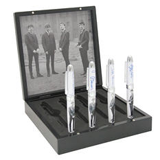 "Beatles ""Liverpool"" Limited Edition 4 Pen Set"