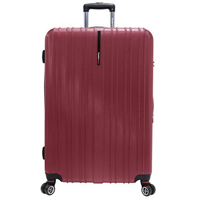 "Traveler's Choice 29"" Tasmania Spinner Luggage - Red"