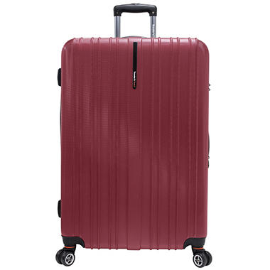 "Traveler's Choice 29"" Tasmania Spinner Luggage - Red"