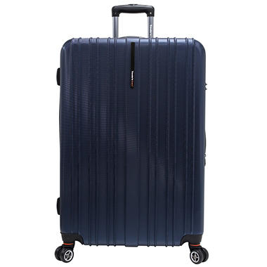 "Traveler's Choice 29"" Tasmania Spinner Luggage - Navy"