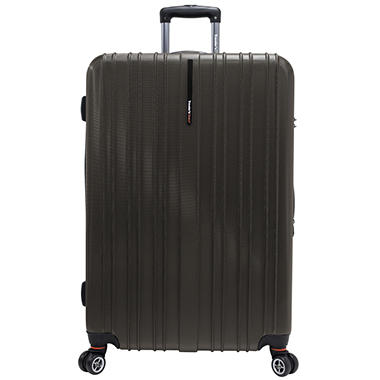 "Traveler's Choice 29"" Tasmania Spinner Luggage - Dark Brown"