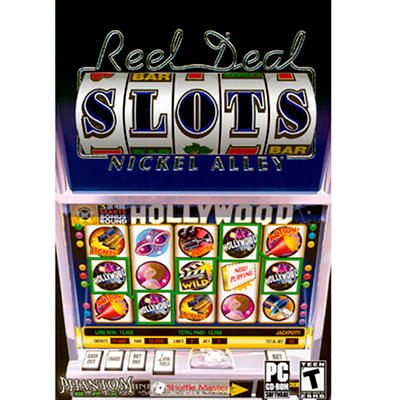 Reel Deal Slots Nickel Alley