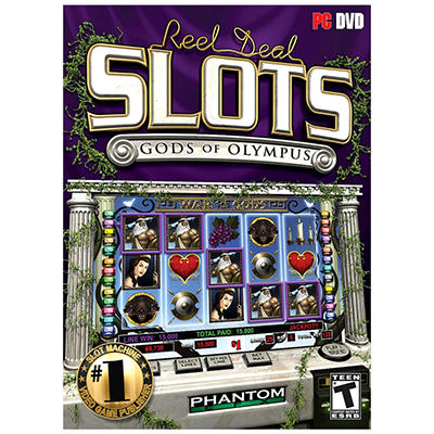 Reel Deal Slots: Gods of Olympus - PC