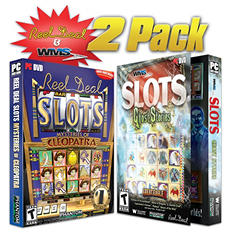 WMS Slots: Ghost Stories / Mysteries of Cleopatra Bundle
