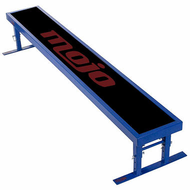 mojo portable skate bench blue sam 39 s club