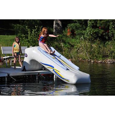 Rave Inflatable Dock Slide