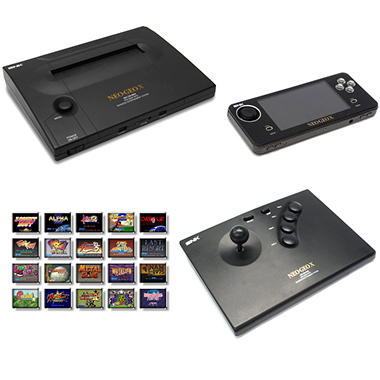 Neo Geo X Gold System
