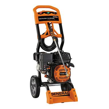 Generac 2500 PSI Power Washer   6595