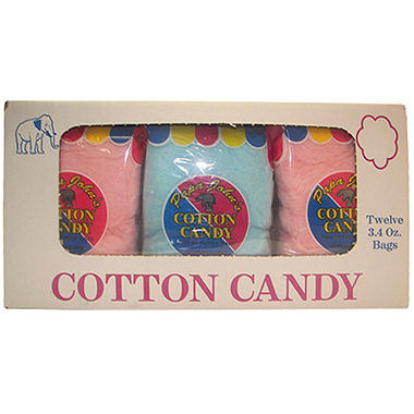 Papa John's Cotton Candy - 12/3.4oz