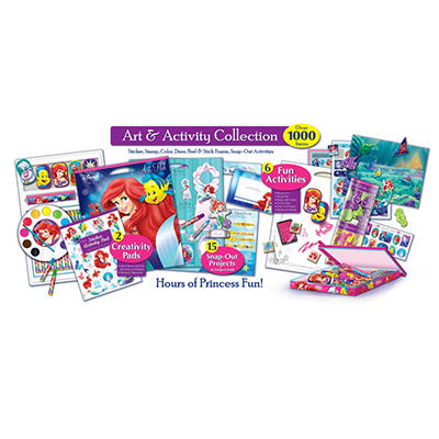 Little Mermaid Activity Set