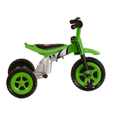 Kawasaki Kid's Tricycle - 10""