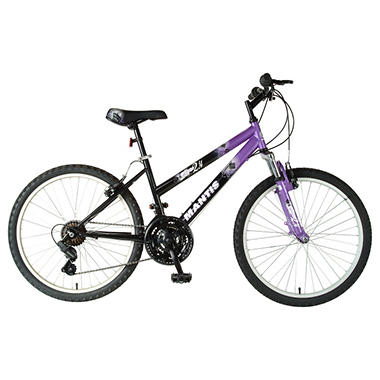 Mantis Raptor Girl's Mountain Bike - 24""