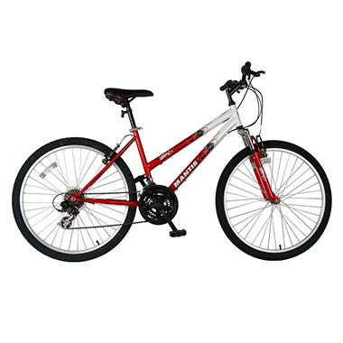 Mantis® Raptor Women's Bicycle - 26""