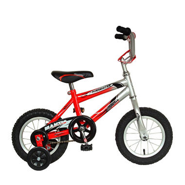 Mantis® Lil Burmeister Boy's Bicycle - 12""