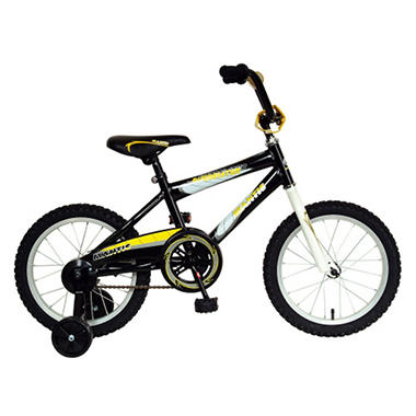 Mantis® Burmeister Boy's Bicycle - 16