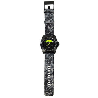 Diesel Arges Camo Leather Men's Watch