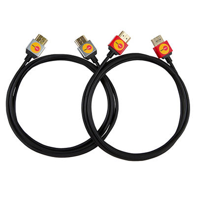 OmniMount High-Speed HDMI Cables - 9' - 2 pk.