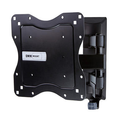 "OmniBasics Full Motion Mount for 19"" - 42"" TVs"