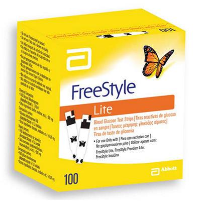 FreeStyle Lite Test Strips - 100 ct.