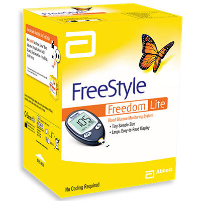 FreeStyle Freedom Lite Glucose Monitoring System