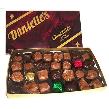 Danielle's Gourmet Assorted Chocolates - 1 lb. Box