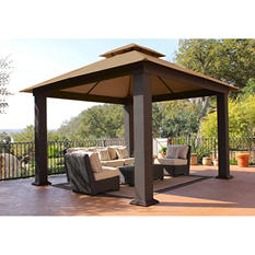 Santa Cruz 12' x12' Soft Top Gazebo