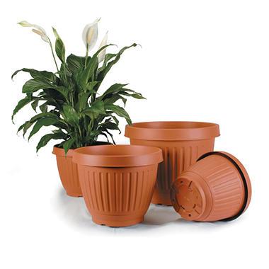 Centabella Round Planters
