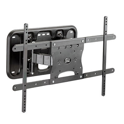 "Space Saver Full Motion Mount for LED/LCD 26"" - 65"" TVs"
