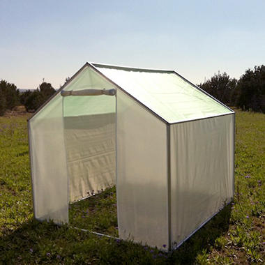 EasyGreen Hobby Greenhouse - 6' x 7'