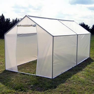 EasyGreen Hobby Greenhouse - 6' x 14'