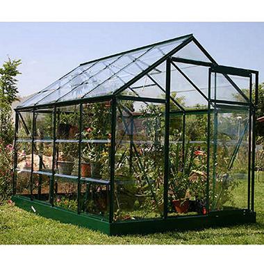 Backyard Hobby Greenhouse Green 6 X 8 Sam S Club